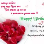 Birthday Wishes to Husband from Wife  – Hubby Birthday Wishes