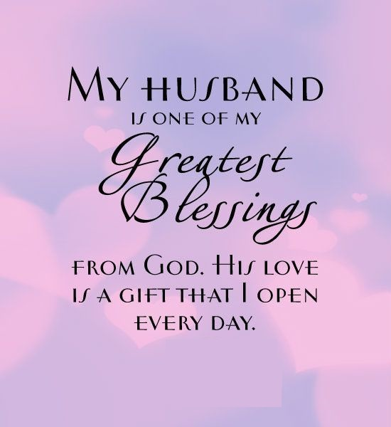 Husband Love Quotes From Wife