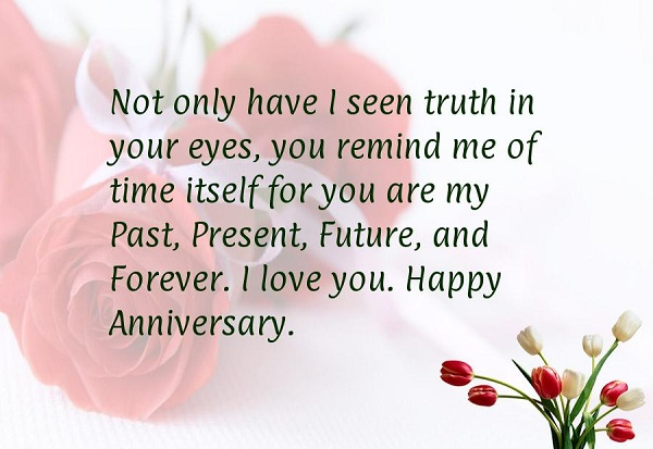 Marriage anniversary quotes for husband