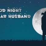 Good Night husband Images, Wishes, Messages and quotes