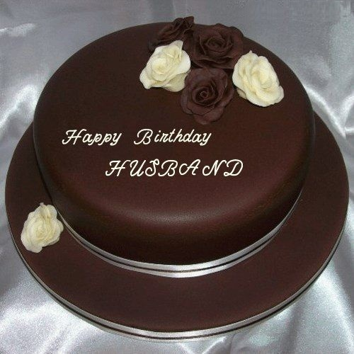 Husband Birthday Cakes Images