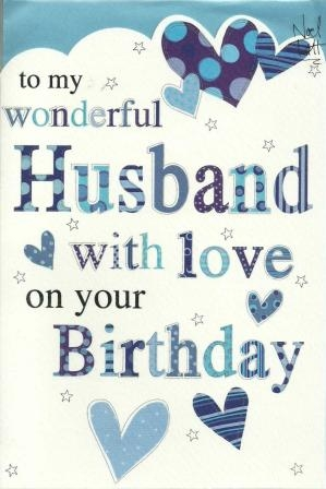 Husband Birthday Cards Images