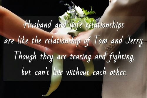 Love Quotes For Husband My Husband Sweet And Romantic Quotes
