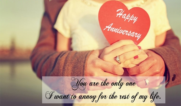Marriage anniversary messages for husband